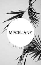 MISCELLANY by rotations
