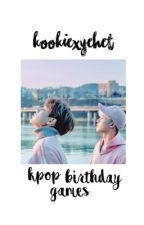 ❁| kpop birthday game by coffeetaeble