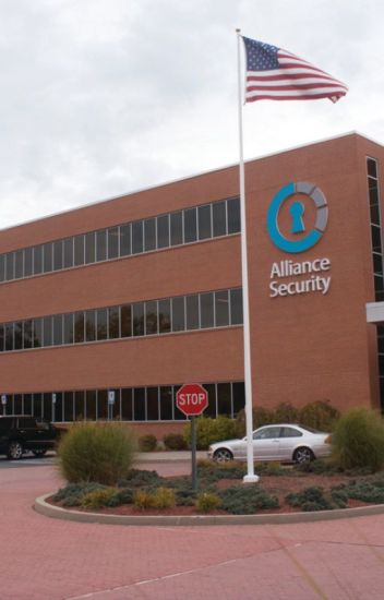 Alliance Security welcomed at new Cranston headquarters