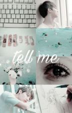 tell me → jeon jungkook by clareas