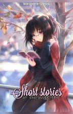 Short Stories by BabyBlueEyes47