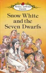 Snow White and the Seven Dwarfs by julianazellexd