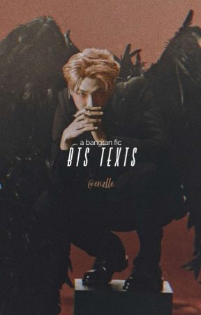 BTS TEXTS by _Erii_Kim_