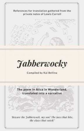 Jabberwocky Short Story Wattpad