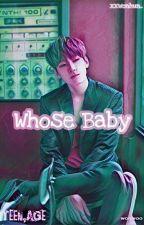 [C] Whose Baby?   Wonwoo   #Wattys2017 by xxwonhun_