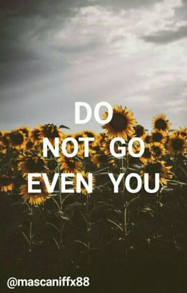 Do Not Go Away Even You/Taylor Caniff