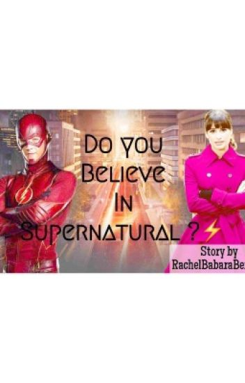 Do you believe in supernatural?⚡️