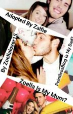 Adopted By Zalfie by Halseylover15