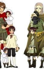 Hetalia ~ seven minutes in heaven  by APH_2P_England