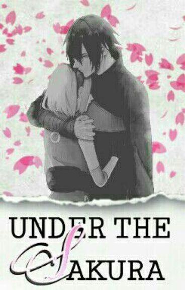 Under the Sakura - Sasusaku
