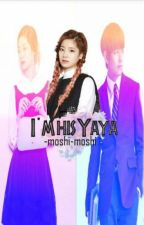 I'm His Yaya  by -KimTaehyung_Wifey
