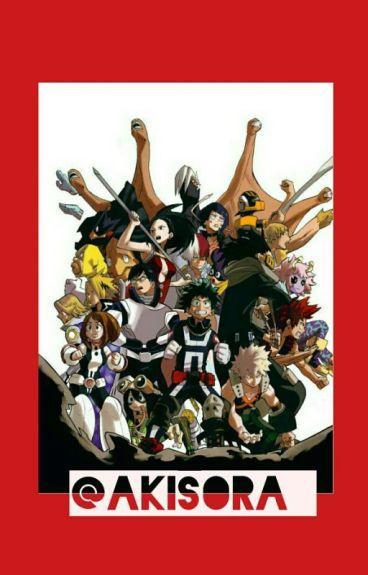 ♧ Boku no Hero Academia x Reader