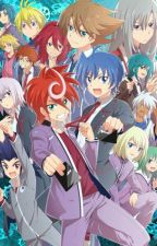Cardfight Vanguard G: Hope Arise by shoguninfinite