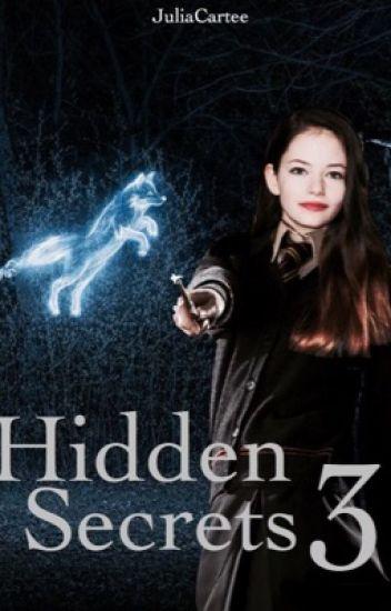 Hidden Secrets book 3 -HarryPotter  fanfictie serie NL