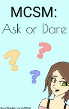 Minecraft Story Mode: Ask Or Dare! by ReaTheMinecraftGirl