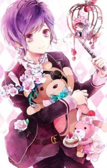 Stay, don't leave ~ Kanato x vampire!Reader - Vandead Doll
