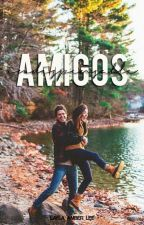 Amigos Indispensable #2 by Layla_Amber_Lee