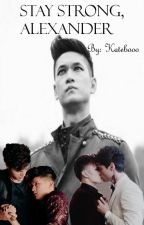 Stay strong, Alexander (CZ Malec) by Katebooo