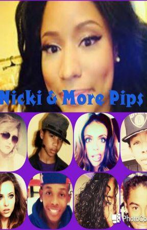Nicki&MorePips by PrincessQueenZ