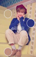 discount | mr park jm by heartwithascar