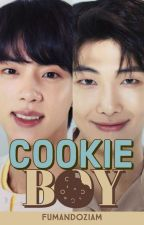 Cookie Boy // NAMJIN by fumandoziam