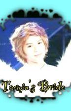 Taemin's Bride by sammin03