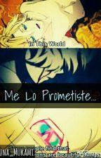 Me Lo Prometiste... ||RaiKou|| by _-Mxnsttxr-_