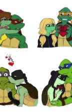 TMNT Love Stories by gzr24wolfgirl65