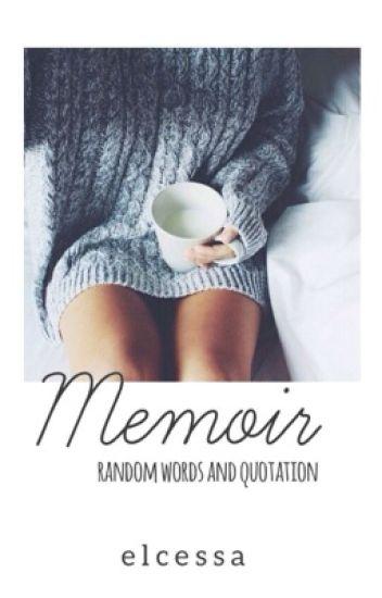 memoir(^○^)