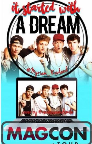It started with a dream #Wattys2016