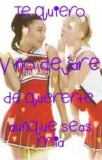 Te Quiero Y No Dejare De Quererte Aunque Seas Mia by briss200215