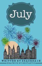 July by s5a0r8a1h
