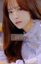 panties 팬티 | jungkook  by seulgissue