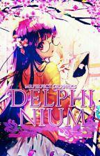 Delphinium-Tag Book by XxMrPerfect10xX