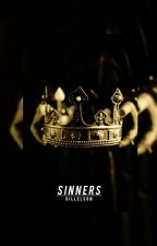 SINNERS ♕ E. Mikaelson by Gillelson