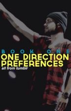 one direction preferences » book 1 by YELLOW-HOPE