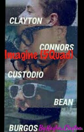 Imagine (5Quad) by claytongirl