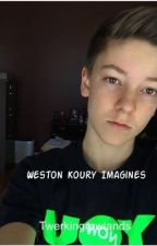 Weston Koury Imagines  by aliciacas12