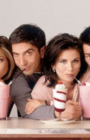 Friends season 1 - Episode 6 - Wattpad