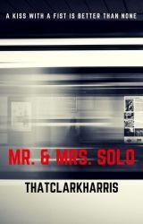 Mr. & Mrs. Solo by thatclarkharris