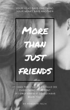 More Than Just Friends ➵ H.G by Little_Roh