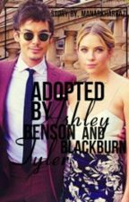 Adopted by Ashley Benson and Tyler Blackburn by ManarKharrazi