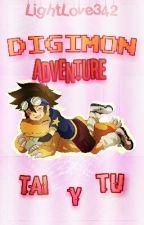 Digimon Adventure (Tai Y Tu)  by LightLove342