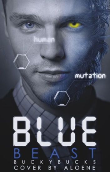 Blue Beast || Hank Mccoy