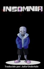 Insomnia Undertale Comic [EDITANDO] by julia-undertale