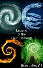 Legend of the Four Elements  by AstraNova16