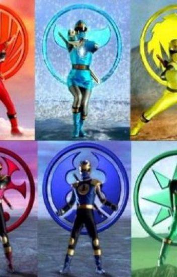 Power Rangers Ninja Storm Generation II - Ana Hollister