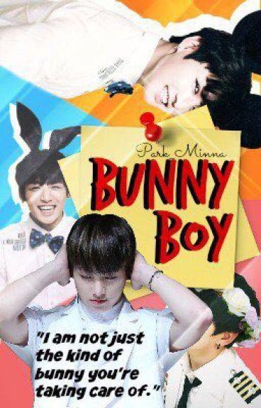 Bunny Boy (BTS Jungkook FANFICTION)