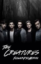 The Creatures (One Direction/Vampire/Werewolf) by FlowerKidHoran