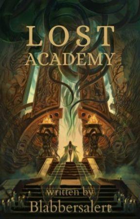 Lost Academy (A.R.) by Blabbersalert